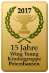 2017  15 Jahre  Wing Tsung Kindergruppe Petershausen